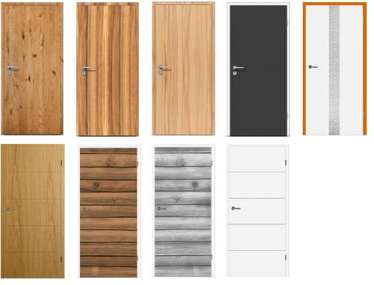 Türen für Ihr Zuhause - Vielfalt bei naturano in Cölbe